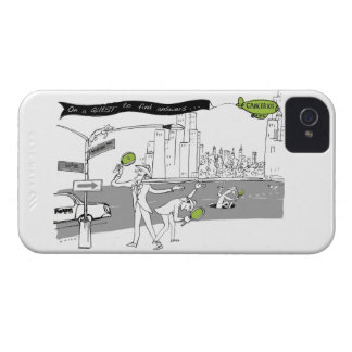 CANCER101 - On a quest for iPhone 4 & 4S iPhone 4 Case-Mate Case