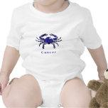 cancer-1 traje de bebé