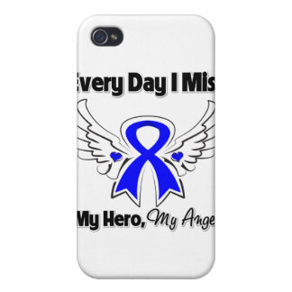 Cáncer anal cada Srta My Hero del día I iPhone 4/4S Carcasa