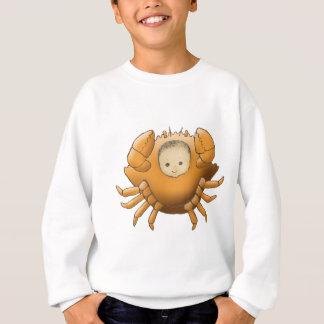 Cancer Astrology Baby - medium skin - Sweatshirt