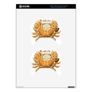 Cáncer AstrologyBaby - piel media - Mando Xbox 360 Skin