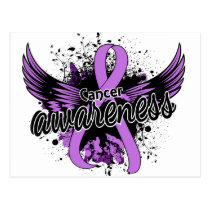 Cancer Awareness 16 Postcard
