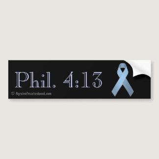 Cancer Awareness Bumper Sticker