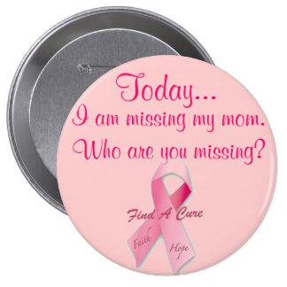 Cancer Awareness Button