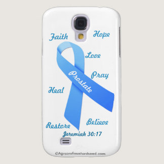 Cancer Awareness Galaxy S4 Case