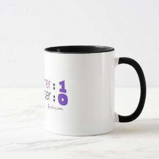 Cancer Awareness - Granddaughter : 1 Cancer : 0 Mug