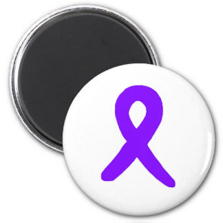 Cancer awareness magnet