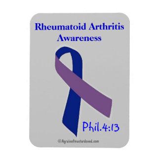 Cancer Awareness Rectangular Photo Magnet