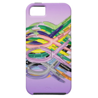 Cancer Awareness Ribbons iPhone 5 Cover