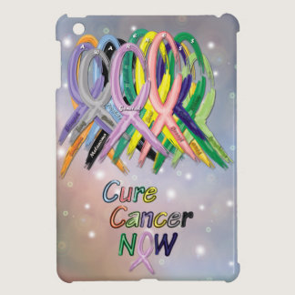 Cancer Awareness Ribbons Case For The iPad Mini