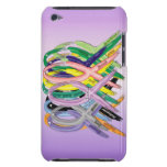 Cancer Awareness Ribbons iPod Case-Mate Cases