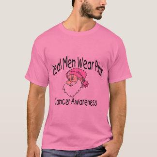 Cancer Awareness Santa T-Shirt