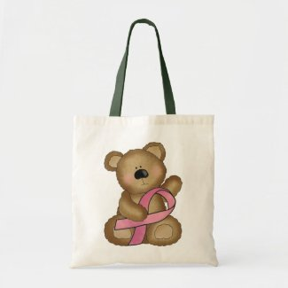 Cancer Awareness Tote by SRF bag