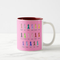 CANCER AWARENESS Two-Tone COFFEE MUG