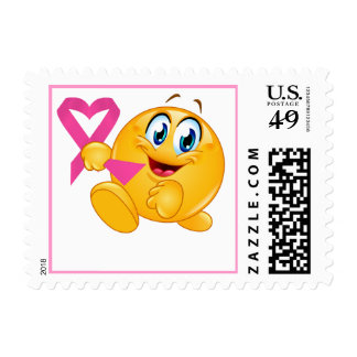 Cancer Awareness - Walk for the Cure - srf Stamp
