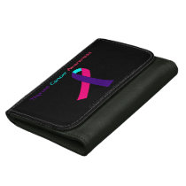 Cancer Awareness Wallet