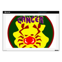 Cancer Badge Decals For Laptops