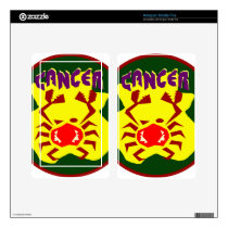 Cancer Badge Kindle Fire Decal