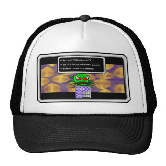 Cancer Becomes Tame Trucker Hat