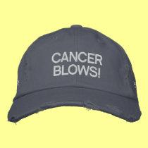CANCER, BLOWS! CAP