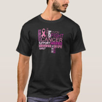 Cancer -Breast Cancer Awareness T-Shirt