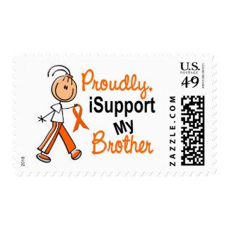 cáncer BROTHER del riñón del ms de la leucemia del Envio