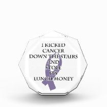 Cancer Bully (Light Purple Ribbon) Award