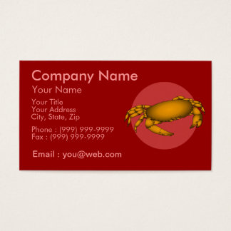 Cancer Business Card