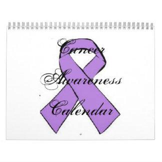 Cáncer Calander Calendario De Pared