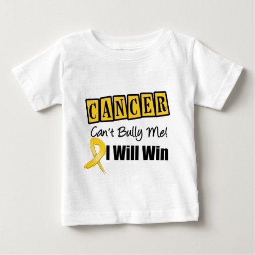 Cancer Can't Bully Me I Will Win - Neuroblastoma T Shirt