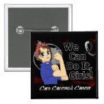 Cáncer carcinoide del animado WCDI de Rosie Pins
