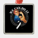 Cáncer carcinoide - Rosie el remachador - podemos  Adornos De Navidad