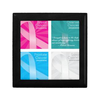 cancer cards keepsake box