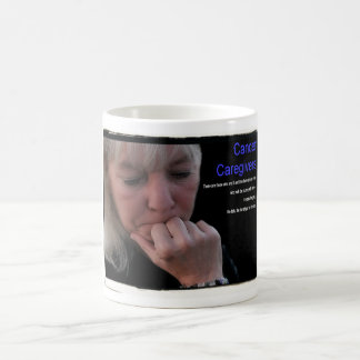 Cancer Caregivers Classic White Coffee Mug