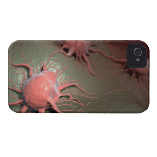 Cancer Cells Case-Mate iPhone 4 Case