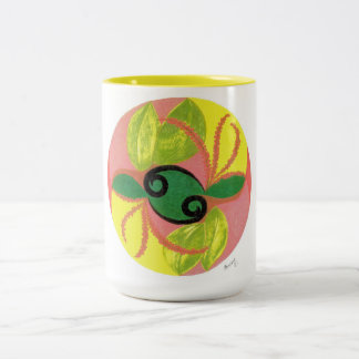 Cancer Coffee Mug - Original Signed Art