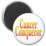Cancer Conqueror Magnet