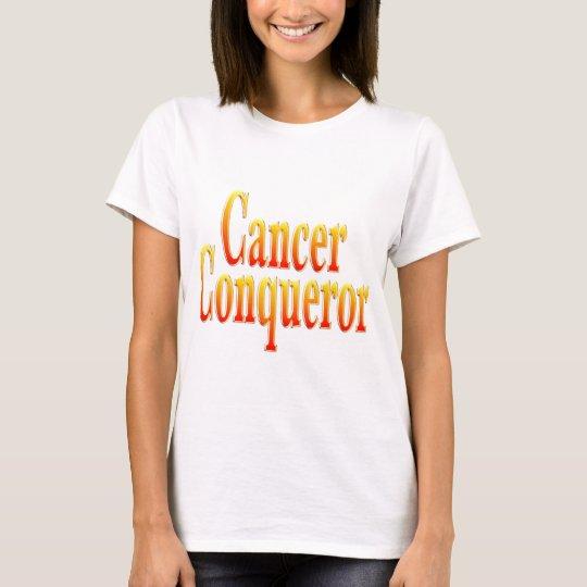 Cancer Conqueror T-Shirt
