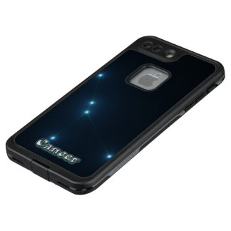 Cancer constellation LifeProof FRĒ iPhone 7 plus case
