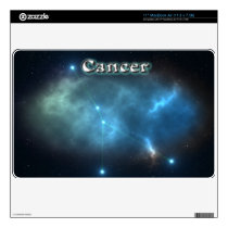Cancer constellation MacBook decals
