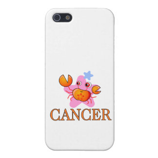 Cancer Crab iPhone 5 Covers