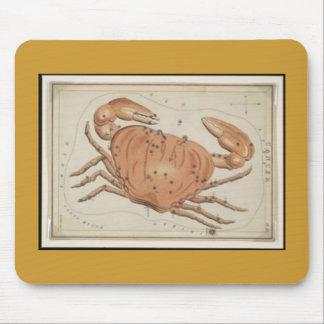 Cancer Crab Mousepad