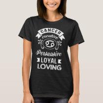 cancer creative 69 cancer t-shirts