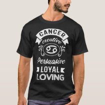 cancer creative 69 cancer t-shirts