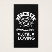 cancer creative 69 cancer t-shirts business card