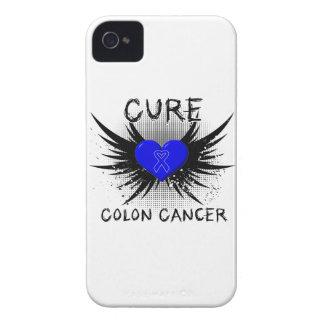 Cáncer de colon de la curación iPhone 4 cárcasas