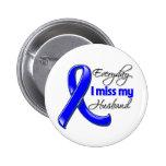 Cáncer de colon diario de Srta. My Husband de I Pins