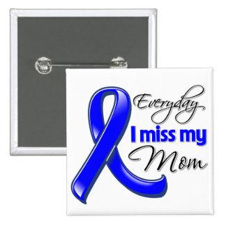 Cáncer de colon diario de Srta. My Mom de I Pin Cuadrado