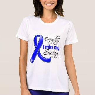 Cáncer de colon diario de Srta. My Sister-in-Law Camisetas