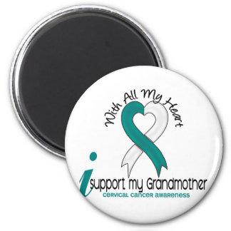 Cáncer de cuello del útero apoyo a mi abuela iman
